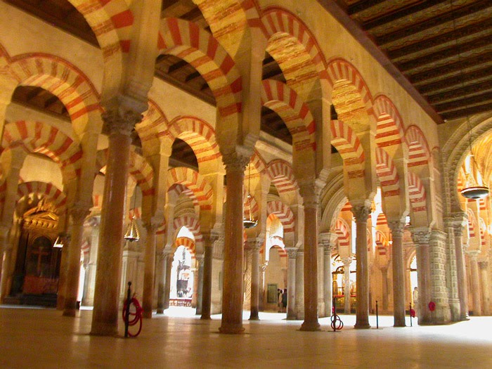 MY ARCHITECTURAL MOLESKINE THE GREAT MOSQUE OF CORDOBA