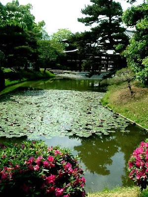 jardines japoneses byodo in