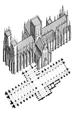 Mi Moleskine Arquitectnico LA CATEDRAL DE YORK