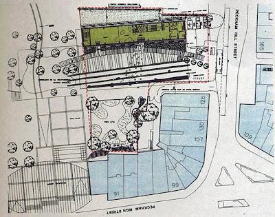 Mi moleskine arquitect nico la biblioteca peckham y su for Planta arquitectonica biblioteca