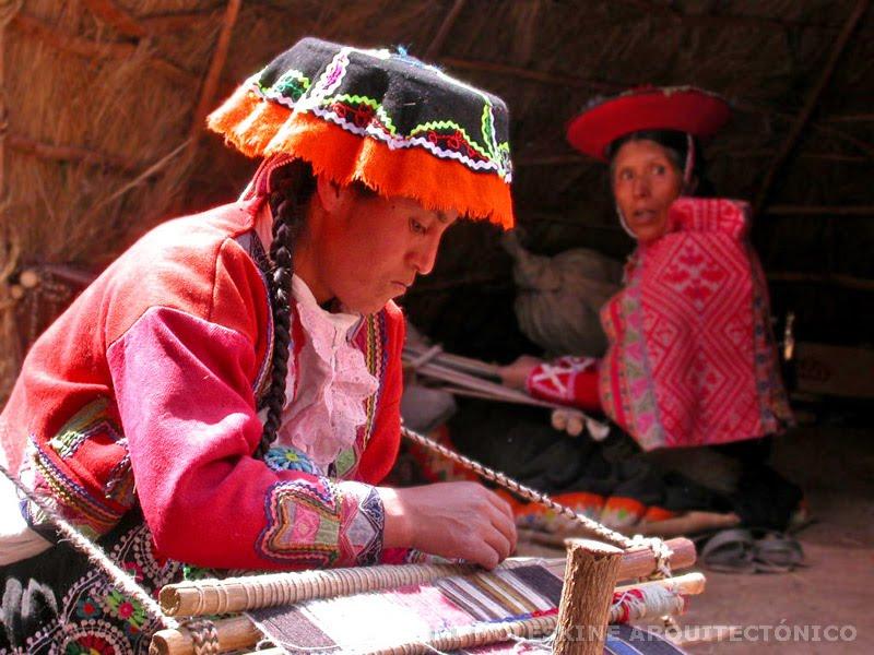 ... del largo romance entre este pueblo andino y su paisaje cultural