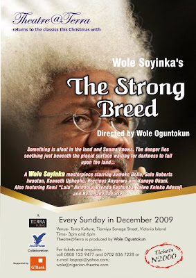 the strong breed by wole soyinka