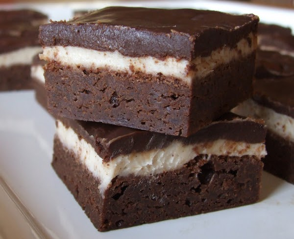The Recipe Girl: Cappuccino Brownies