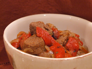 The Recipe Girl: Basque Lamb Stew