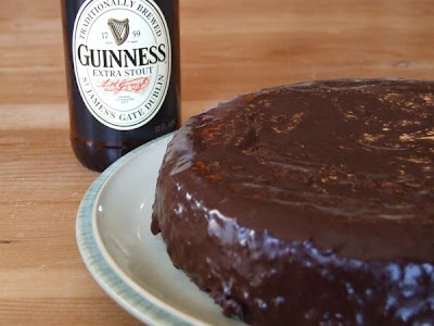 The Recipe Girl: Chocolate Guinness Stout Cake
