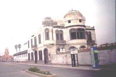 Laarquitectura arquitectura monumental del callao for Arquitectura eclectica