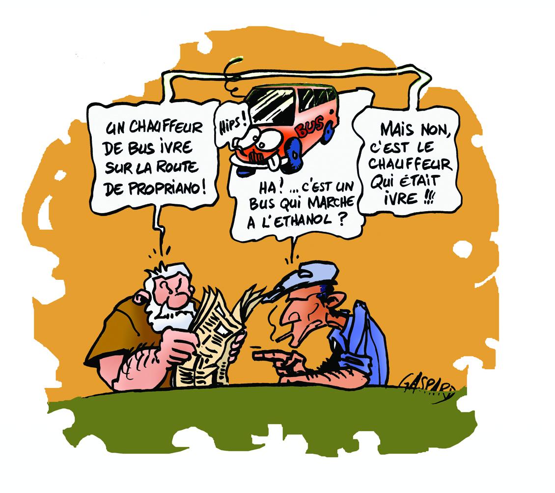 Le blog de gaspard gaspard dans le journal de la corse en 2007 - Le journal de la corse ...