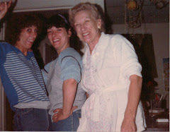 Mom, me and Gram