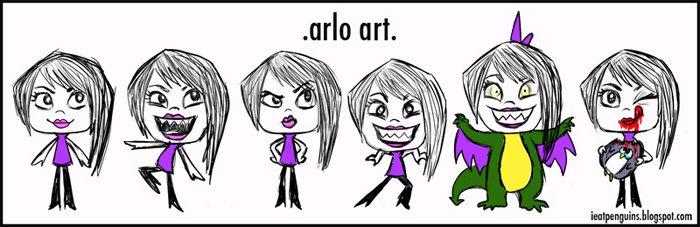 . arlo art .