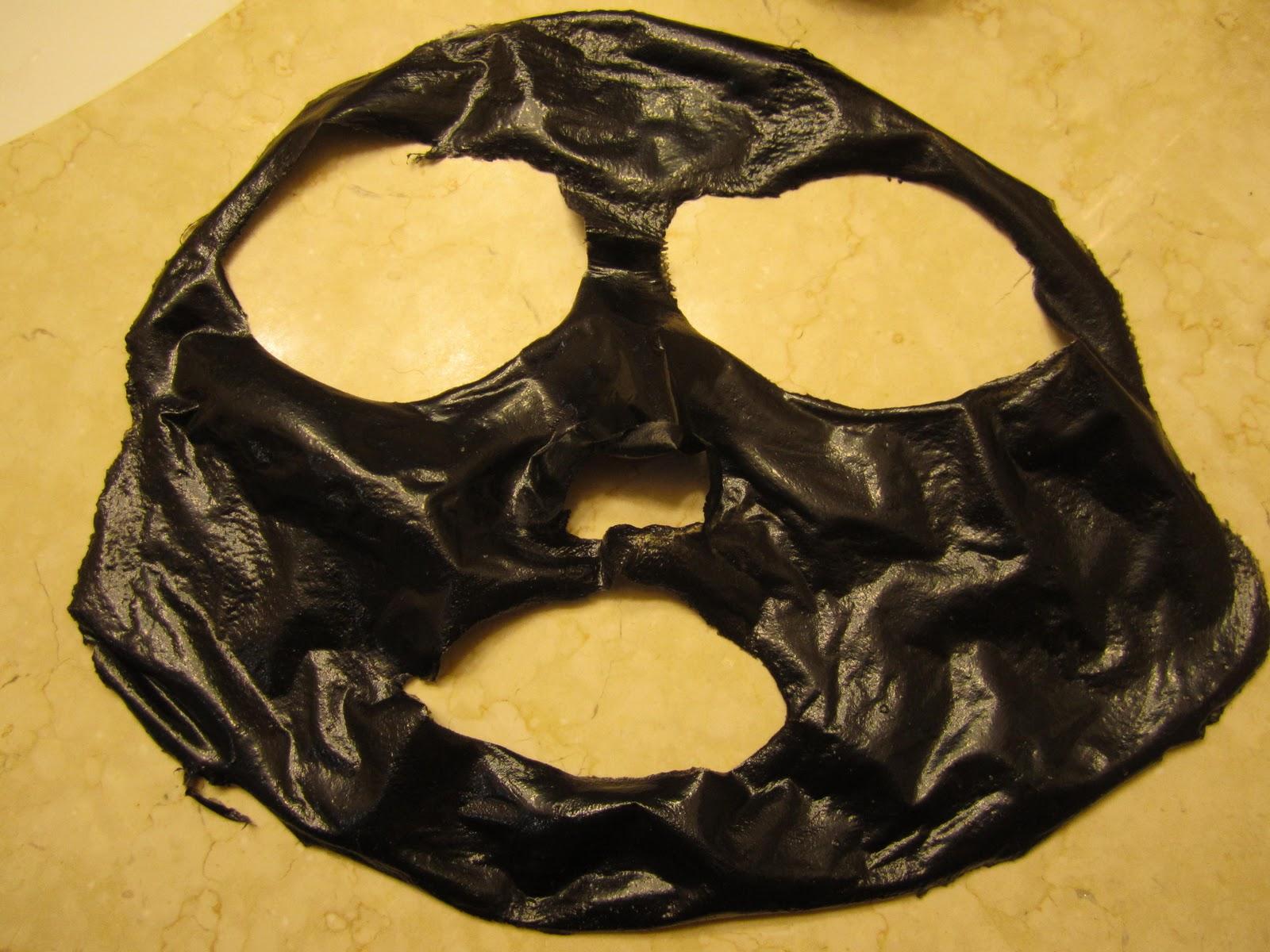 Рецепт приготовления блэк маски