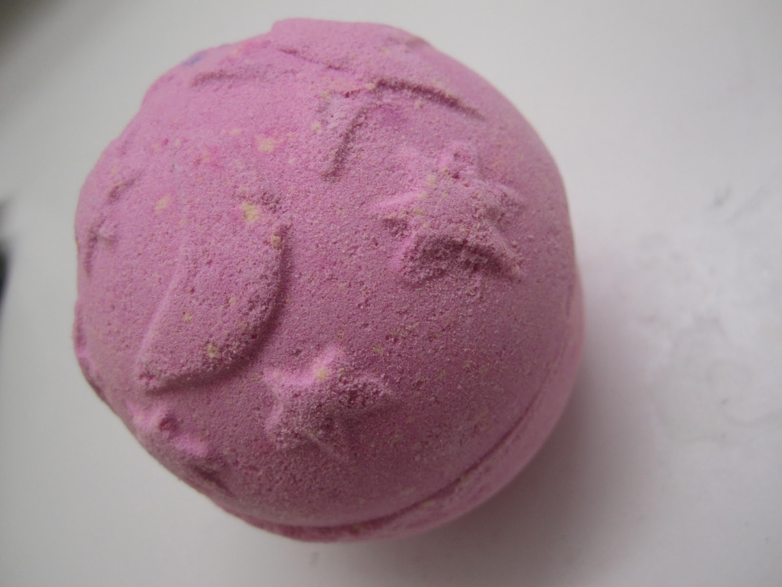 lush twilight bath bomb beauty bemused