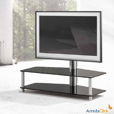 ArredaClick - Italienisches Designmöbel Blog: Design drehbare Tv ...