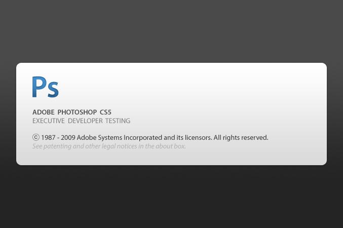 برنامج Adobe PhotoShop CS5 12.0.1 الجديدنسخة بورتابل رابط واحد 100m