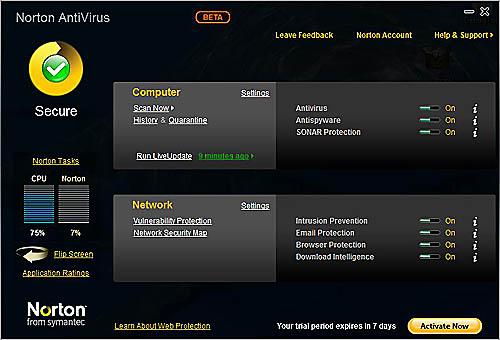 antivirus terbaru 2010, antivirus terbaik 2010, free download, antivirus norton, trik hack PC, cara membersihkan virus PC, virus PC, Komputer, antivirus terpopuler 2010