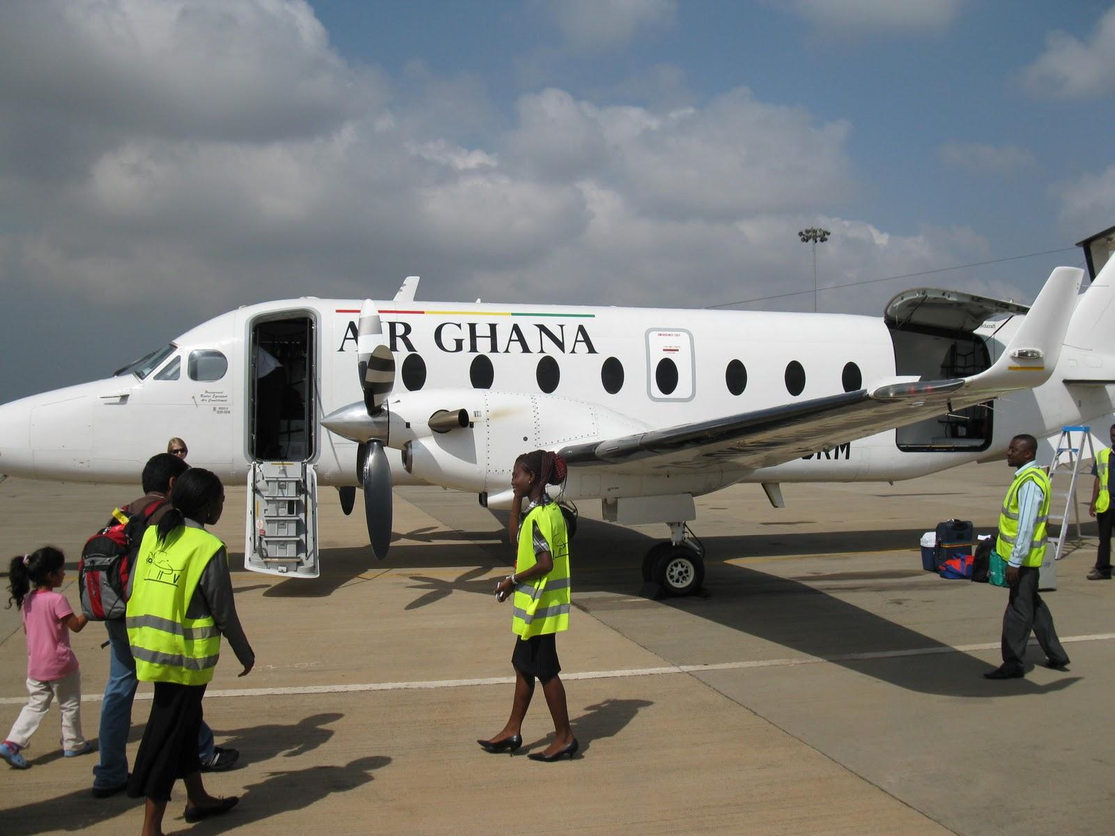 Sunyani Airport - GhanaFlights.info