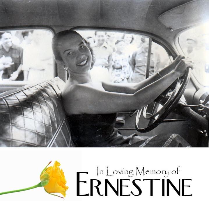 In Memory of Ernestine