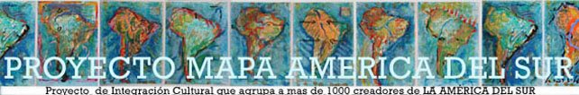 PROYECTO MAPA AMERICA DEL SUR