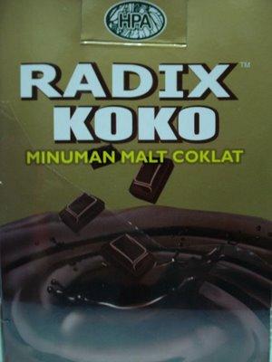 RADIX KOKO