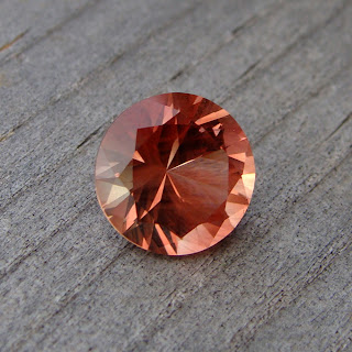 big orange sunstone