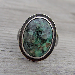 variscite ring