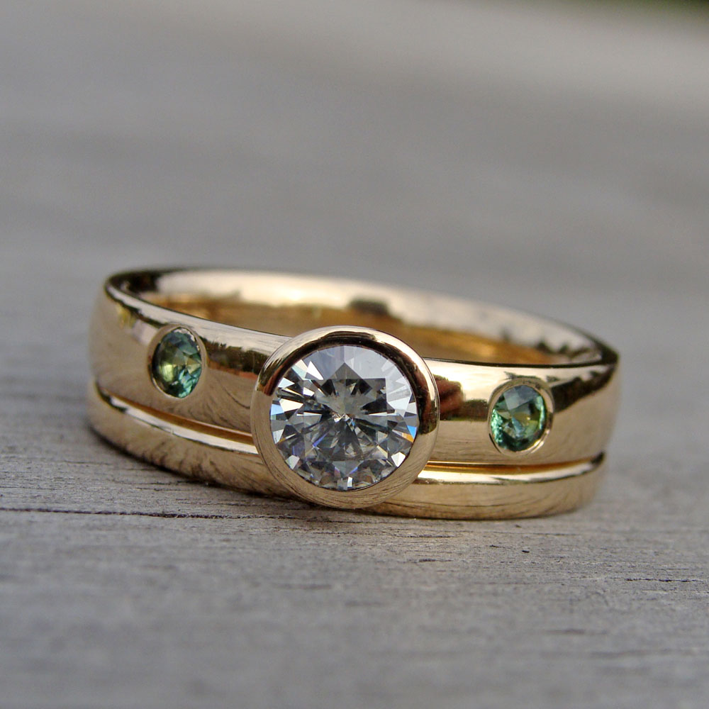 McFarland Designs Ethical Jewelry Using Fair Trade Stones and