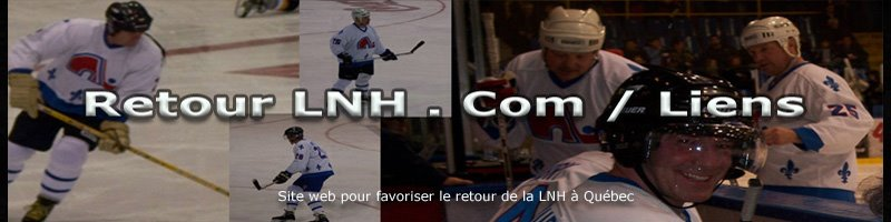 Retour LNH Liens