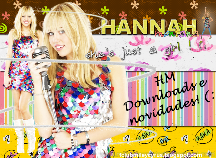 wallpapers of miley cyrus. Hannah Montana and Miley Cyrus