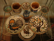 Ceramica traditionala - Romanian traditional pottery