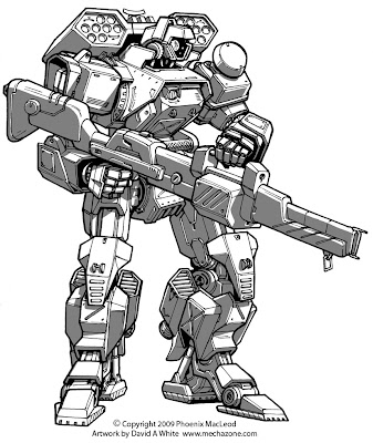Light mech Medium Mech I think I have come a long way since I worked on
