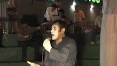 Rino predica después de obra teatral