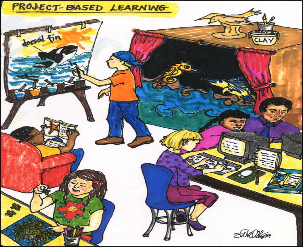 Thomas Project Based Learning on Project-based Learning