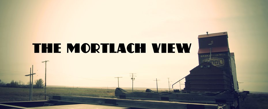The Mortlach View