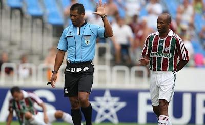 Apesar do roubo de Índio, o Fluminense foi vitorioso