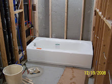 basement bath before