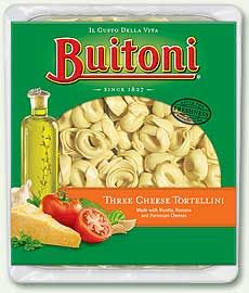 Easy Cheesy Tortellini