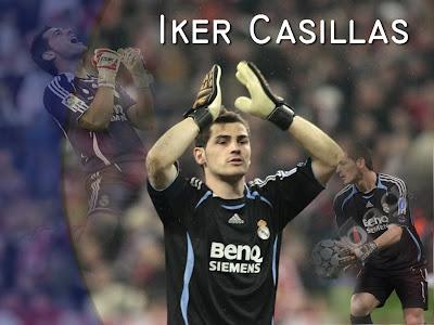 Iker Casillas Best Goalkeeper