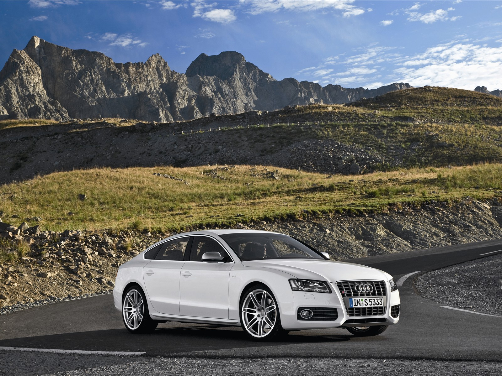 The New Cars Zone: 2011 Audi S5 Sportback Pictures