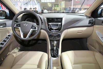 2011 Hyundai Verna-Accent Interior