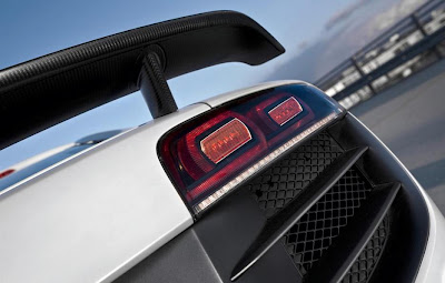 2011 Audi R8 GT Rear Light