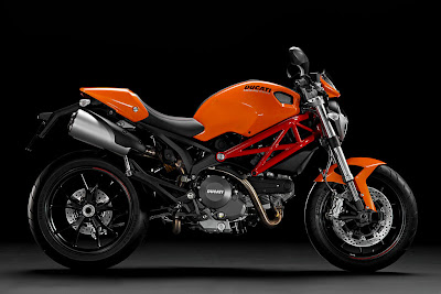 2011 Ducati Monster 796 Motorcycles
