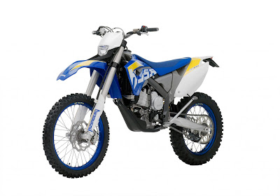 New Otomotif  Husaberg FE390 Enduro Motorcycles