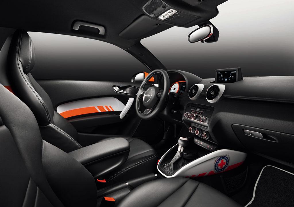 Audi A1 Interior. Audi A1 Interior Pics