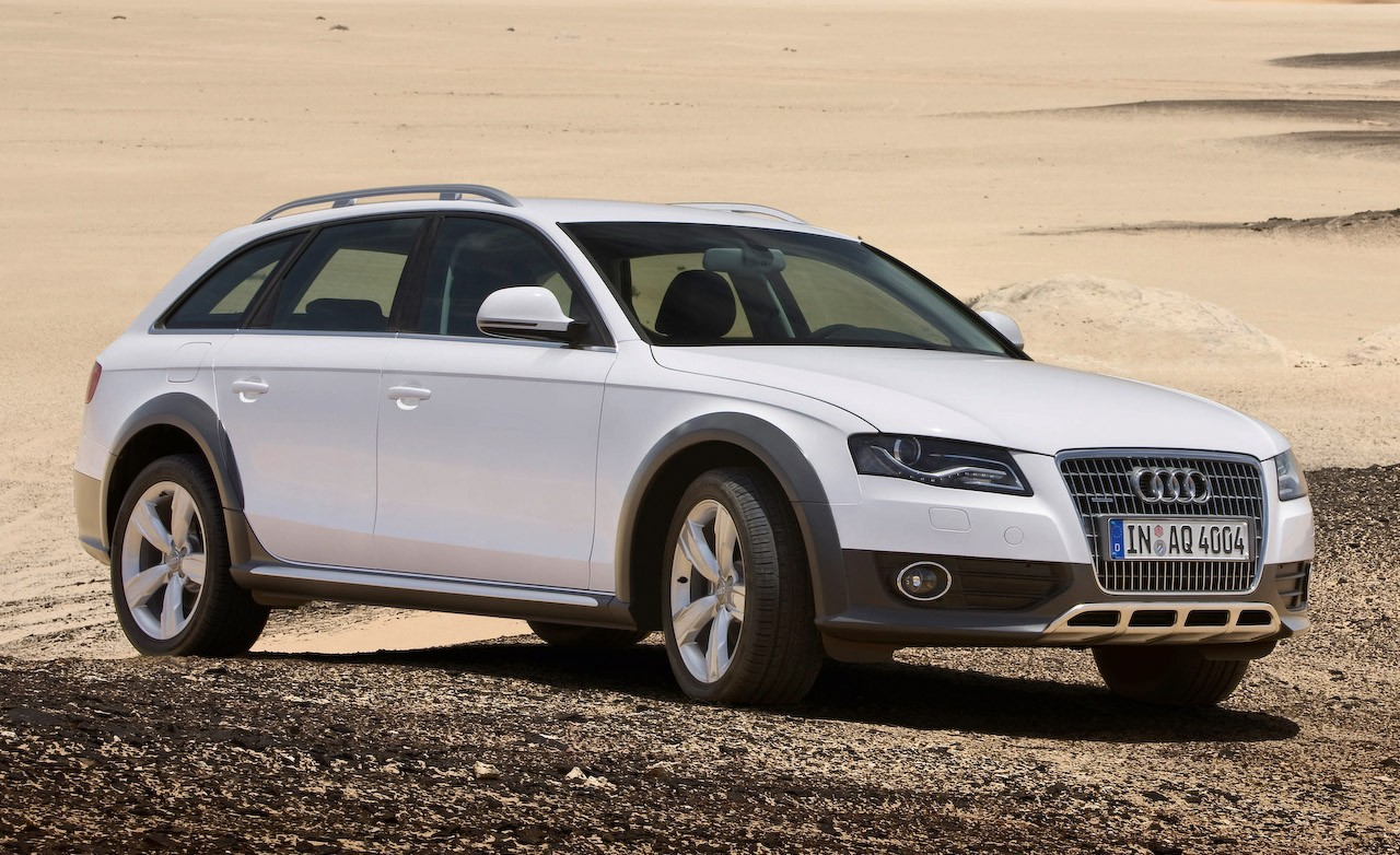 the new cars zone 2010 audi a4 allroad quattro 2 0 tfsi. Black Bedroom Furniture Sets. Home Design Ideas
