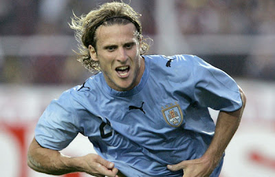 Diego Forlan Football Wallpaper