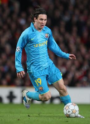 Lionel Messi Action