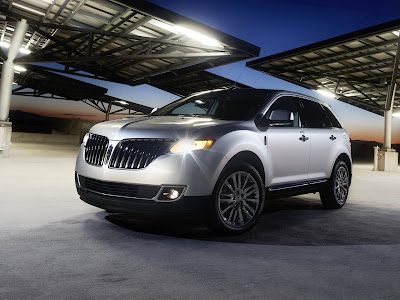 2011 Lincoln MKX Car Wallpaper
