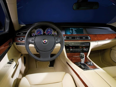 Alpina B7 Wallpaper. 2011 BMW Alpina B7 Picture