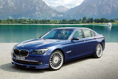 2011 BMW Alpina B7 Luxury Car