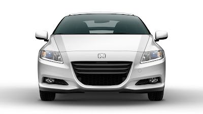 2011 Honda CR-Z Sport Hybrid Coupe Front View