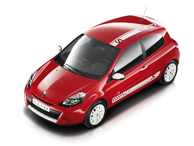 2010 Renault Clio S First Look